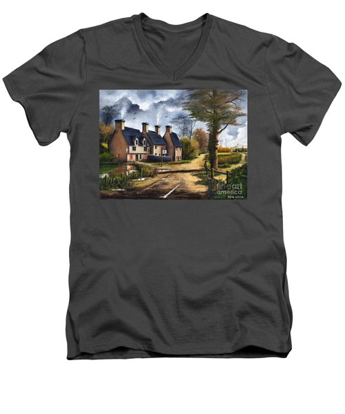 Travellers Rest Men's V-Neck T-Shirt