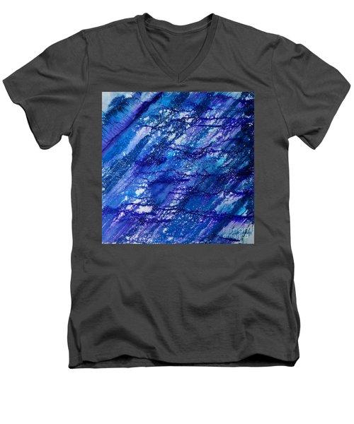 Winter Of Duars Men's V-Neck T-Shirt