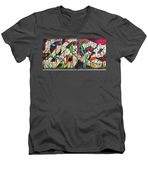 2012 Men's V-Neck T-Shirt
