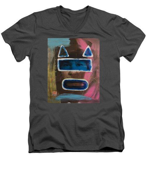 2562 Men's V-Neck T-Shirt