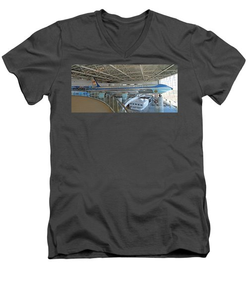 27000 Men's V-Neck T-Shirt