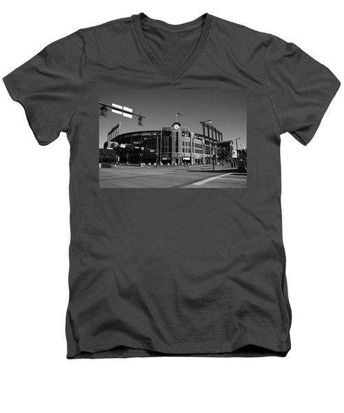 Coors Field - Colorado Rockies Men's V-Neck T-Shirt