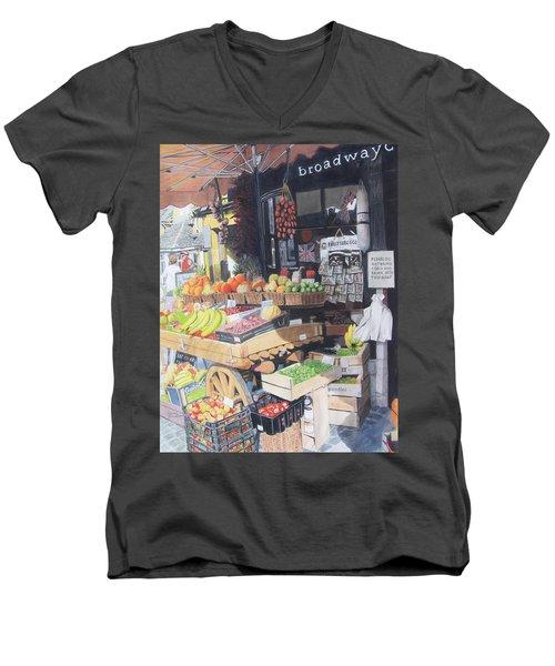 Cotswold Deli Men's V-Neck T-Shirt
