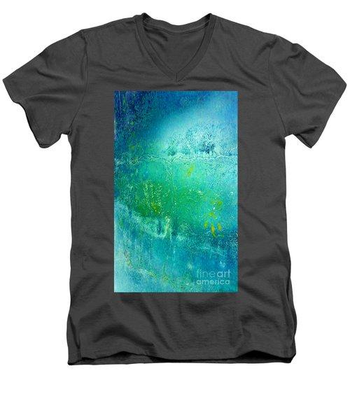 Tao Chi Men's V-Neck T-Shirt