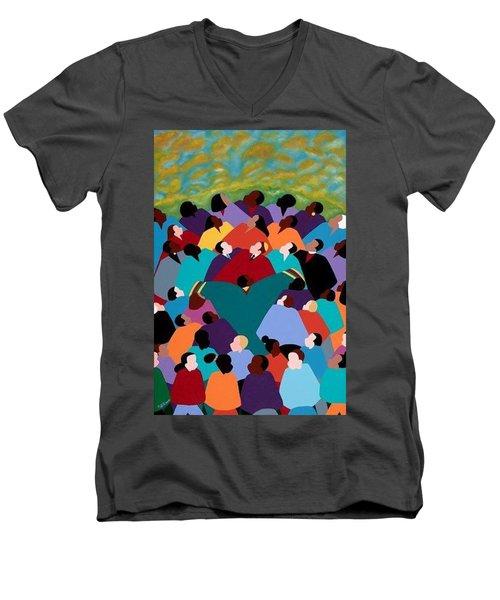 The Dream Men's V-Neck T-Shirt