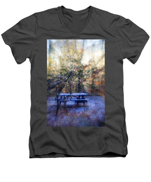 The Magic Forest Men's V-Neck T-Shirt