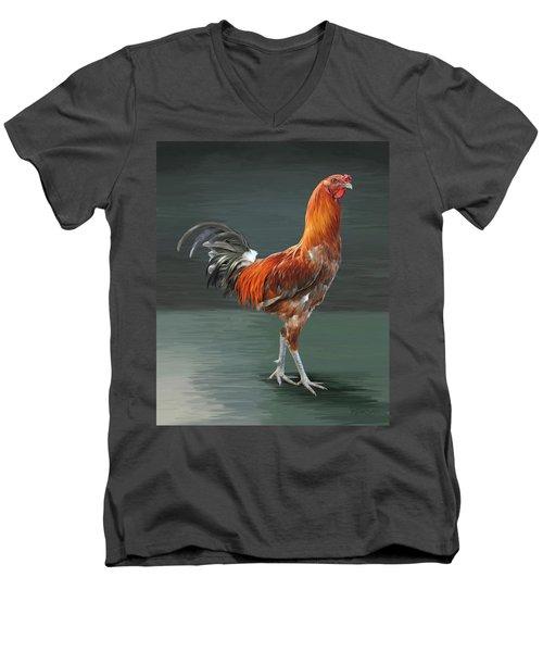 46.liege Game Men's V-Neck T-Shirt