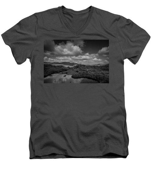 Langdale Men's V-Neck T-Shirt