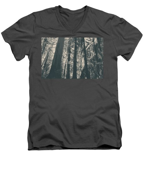 A Breath Of Fresh Air Men's V-Neck T-Shirt