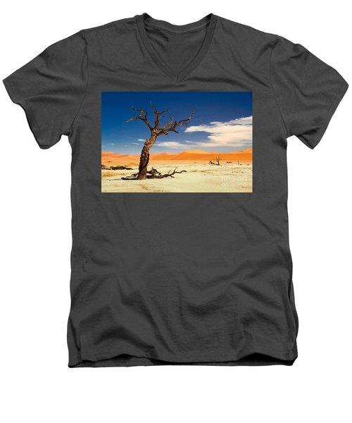 A Desert Story Men's V-Neck T-Shirt