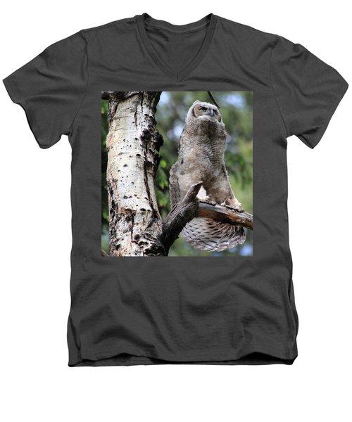 A Good Stretch Men's V-Neck T-Shirt