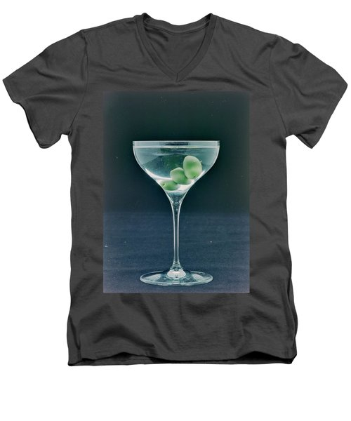 A Martini Men's V-Neck T-Shirt