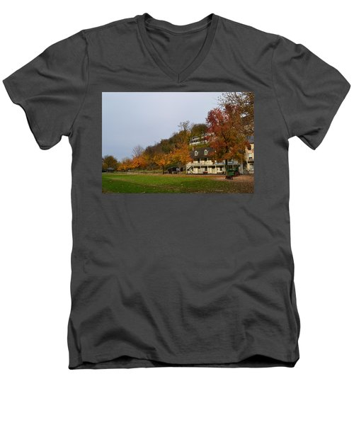 A Place In Time Men's V-Neck T-Shirt