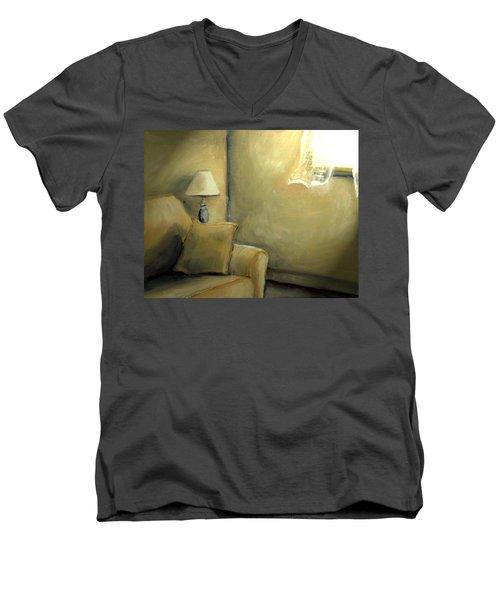 A Quiet Room Men's V-Neck T-Shirt