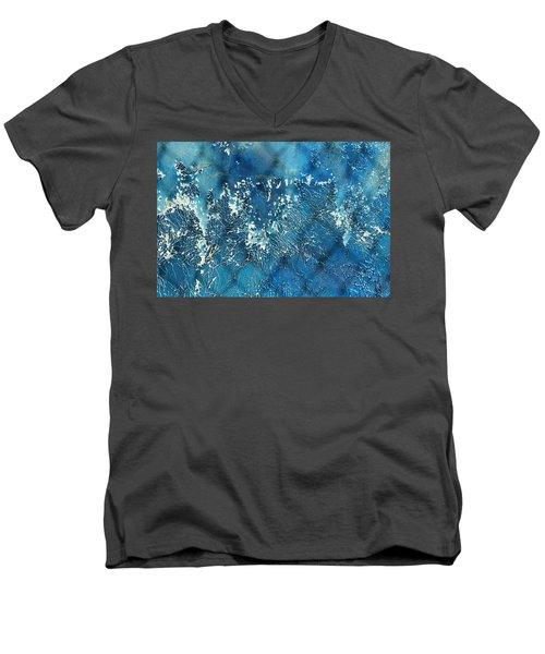 A Sea Of Patterns Men's V-Neck T-Shirt