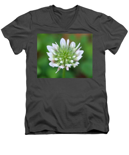 A Weed Men's V-Neck T-Shirt