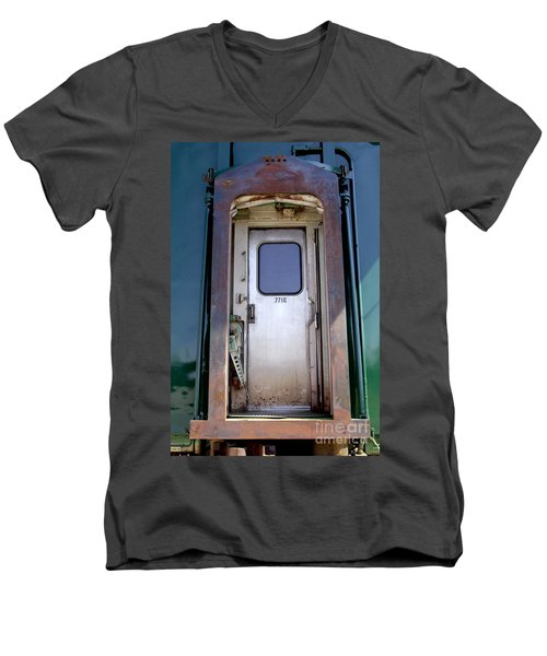 Abandoned Brilliance Men's V-Neck T-Shirt