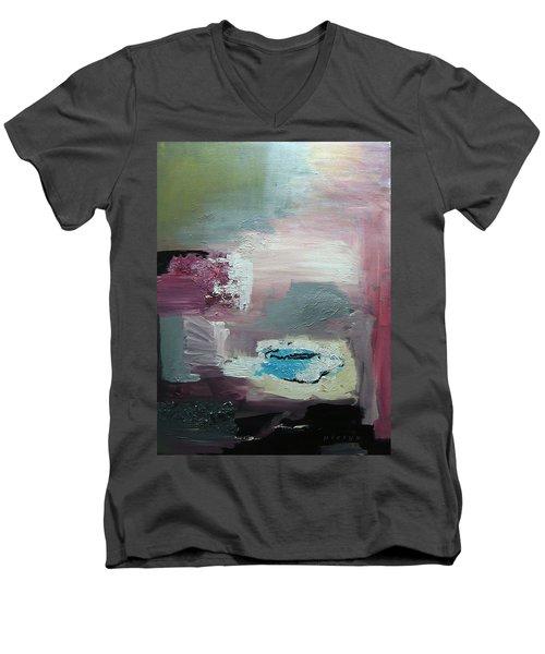 Abz 111 Men's V-Neck T-Shirt