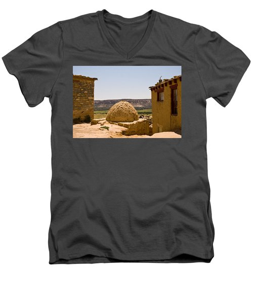 Acoma Oven Men's V-Neck T-Shirt