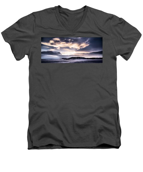 After The Storm Men's V-Neck T-Shirt