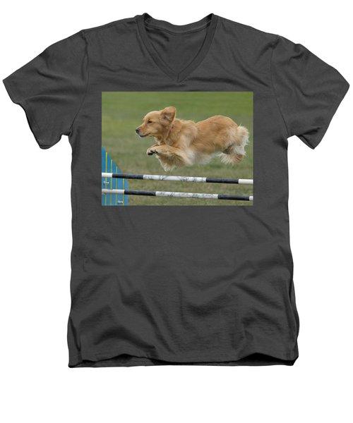 Airborne Men's V-Neck T-Shirt