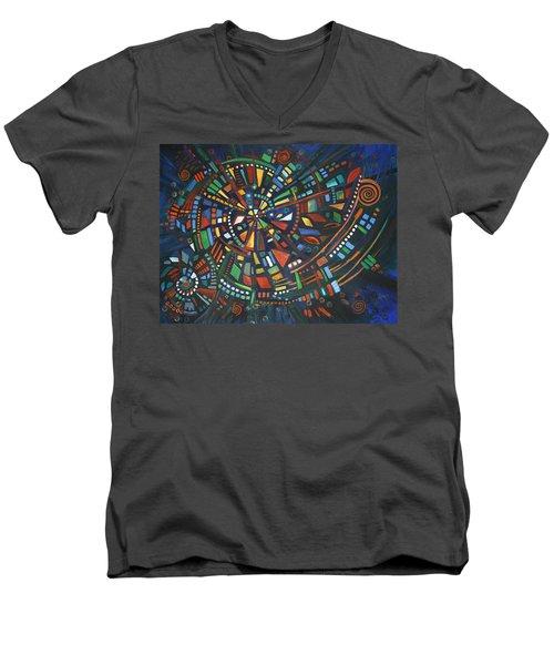 Alcheringa Men's V-Neck T-Shirt