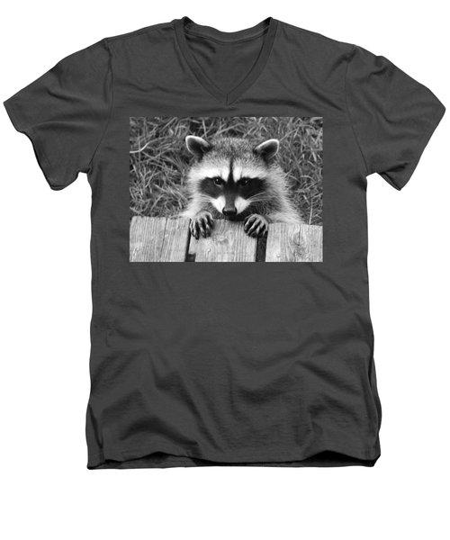 All Hands On Deck Men's V-Neck T-Shirt