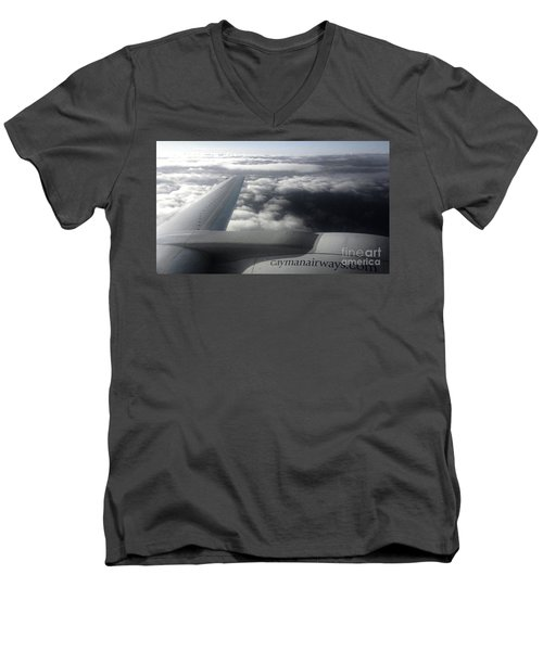 Aloft Men's V-Neck T-Shirt