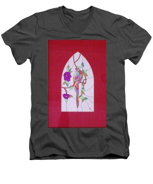 Amazon I Men's V-Neck T-Shirt