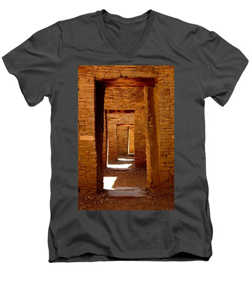 Ancient Galleries Men's V-Neck T-Shirt