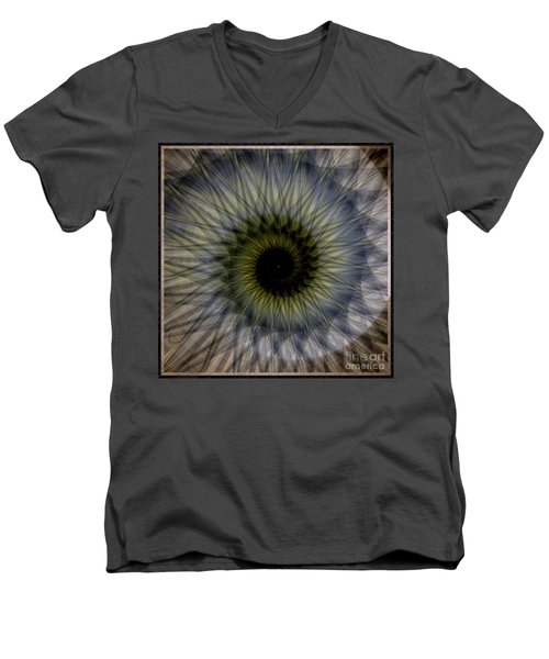 Another Spiral  Men's V-Neck T-Shirt