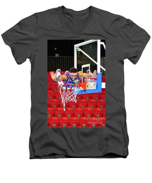 Ant Men's V-Neck T-Shirt