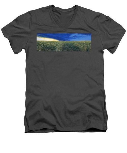 Approaching Storm Men's V-Neck T-Shirt
