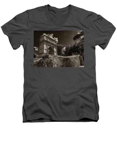 Arch Of Titus Men's V-Neck T-Shirt