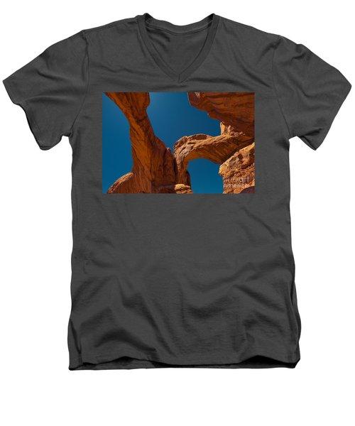 Arches Np Men's V-Neck T-Shirt
