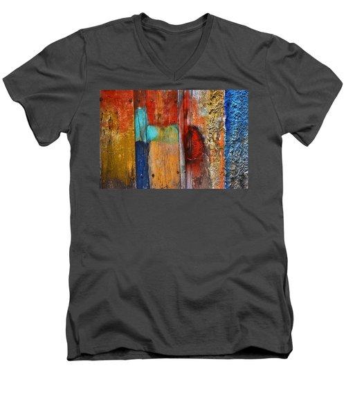 Arpeggio Men's V-Neck T-Shirt