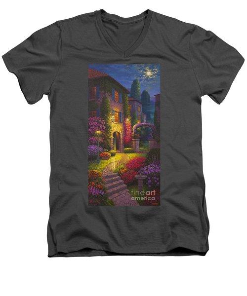 As You Light My Path Men's V-Neck T-Shirt
