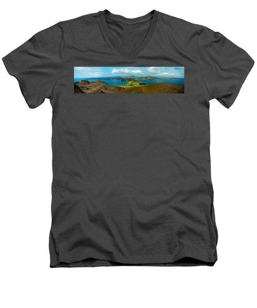 Ash To Wonder Men's V-Neck T-Shirt
