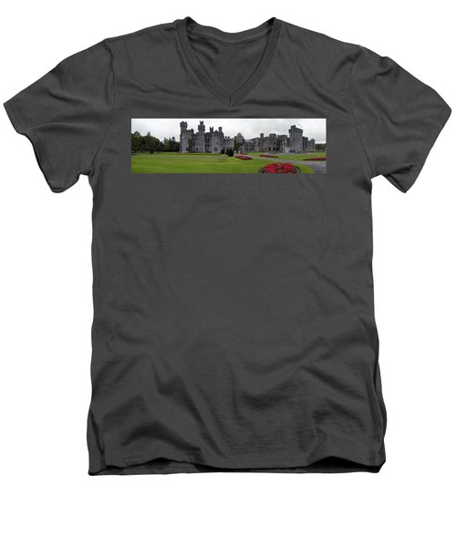 Ashford Castle Men's V-Neck T-Shirt
