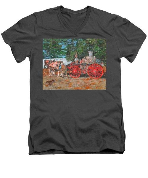 Ashland No.1 Men's V-Neck T-Shirt