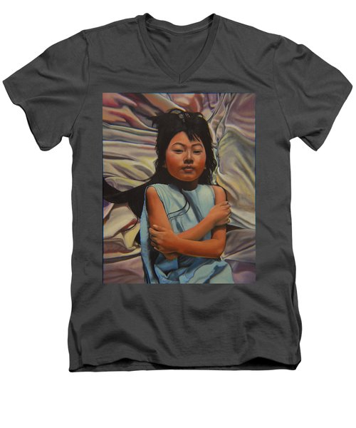 Attitude Men's V-Neck T-Shirt