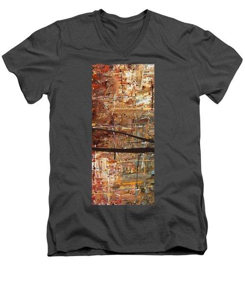 Autumn 2 Men's V-Neck T-Shirt