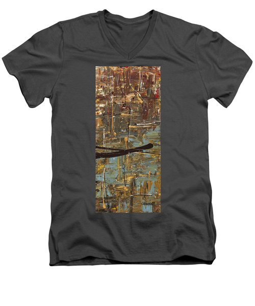 Autumn 3 Men's V-Neck T-Shirt
