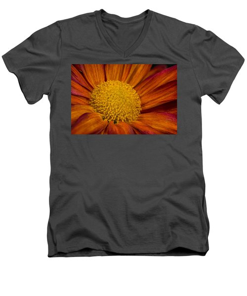 Autumn Mum Men's V-Neck T-Shirt