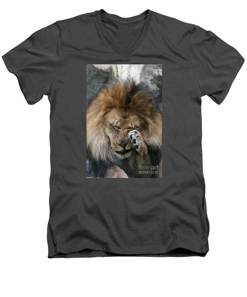 Awwwww..... #2 Men's V-Neck T-Shirt