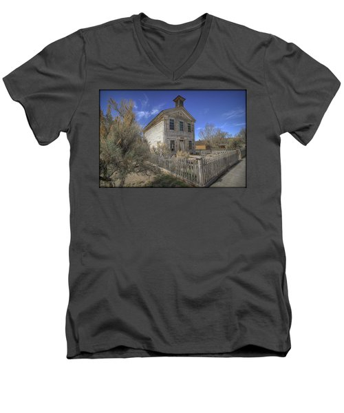 Bannack Lodge # 16 Men's V-Neck T-Shirt