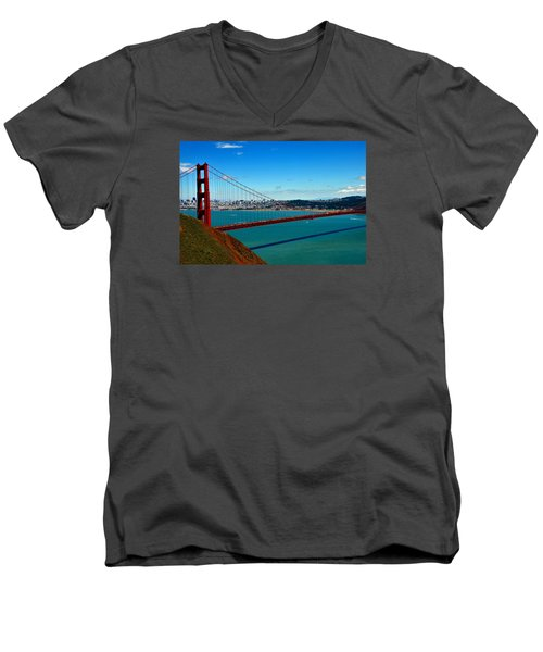 Barche Men's V-Neck T-Shirt