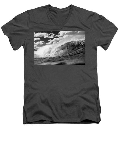Barrel Clouds Men's V-Neck T-Shirt