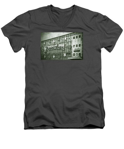 Barrowland Glasgow Men's V-Neck T-Shirt