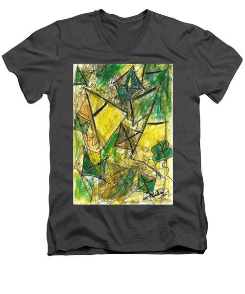 Basant - Series Men's V-Neck T-Shirt